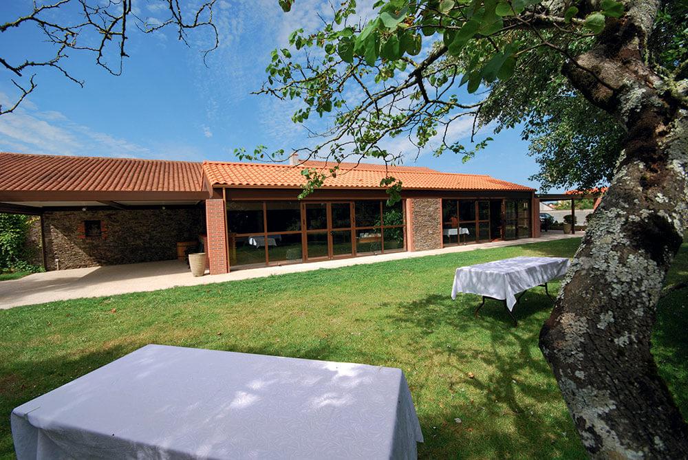Salle De Mariage En Vendée Auberge Le Poucton